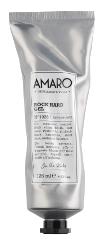 Amaro Rock Hard Gel Гель для волос 125 ml
